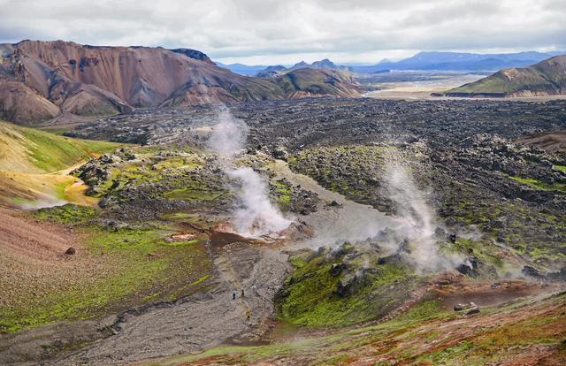 Геотермальная зона