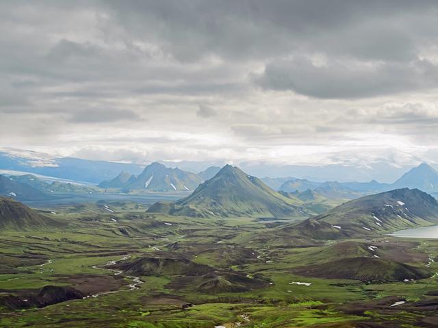 Изенгард в Исландии