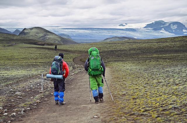 Поход в Исландии