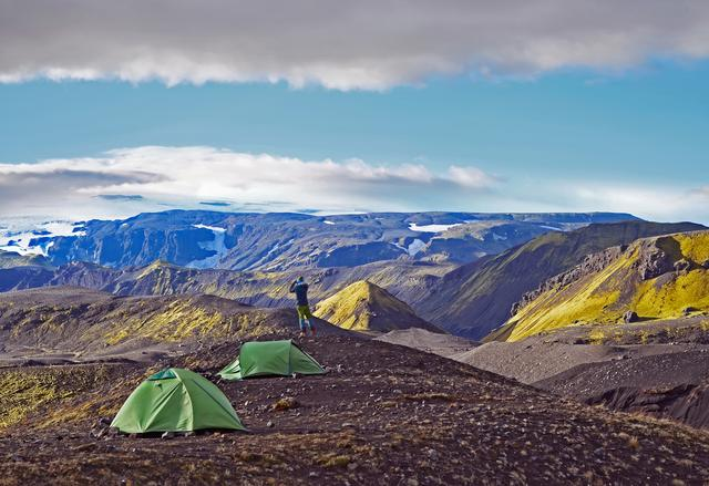 Утро в Исландии