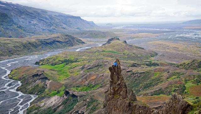 Скалистые горы Исландии