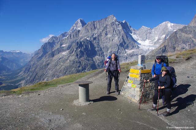 Граница Италии и Швейцарии