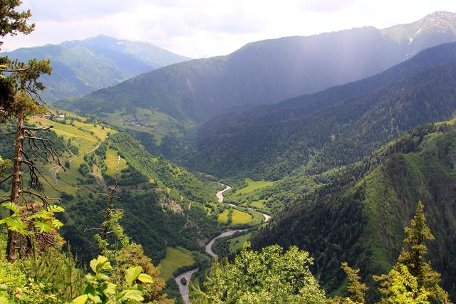 Живописный Кавказ