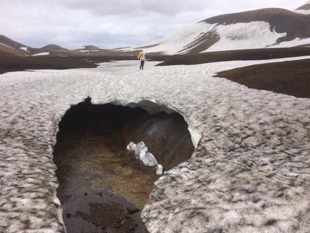 Исландское лето