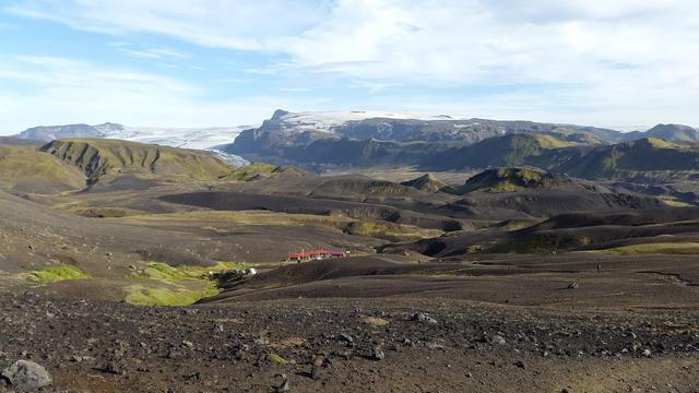 Треккинг в Исландии