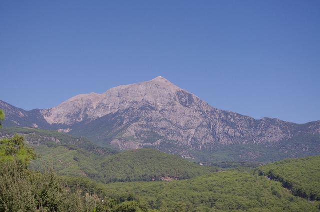 гора Олімп в Туреччині