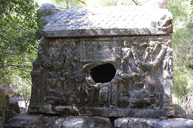 Лікійській саркофаг