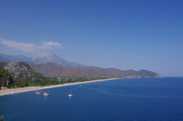 Поход в горы Турции