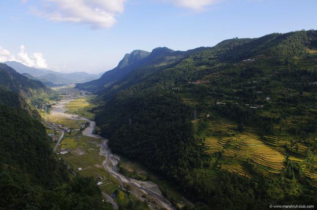 Непальские поля