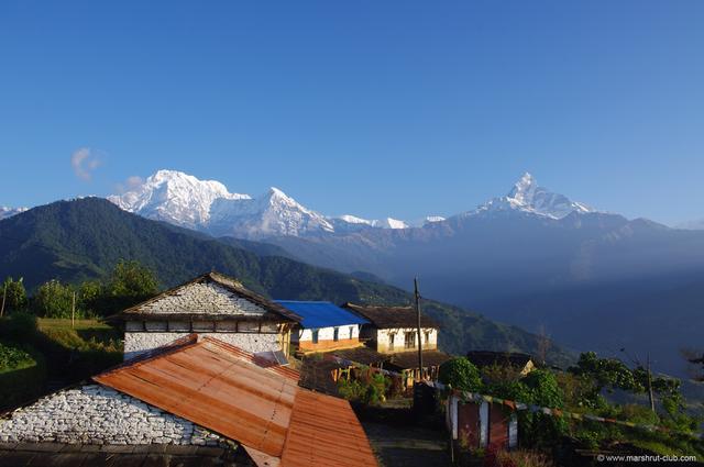 Хорошая погода в Непале