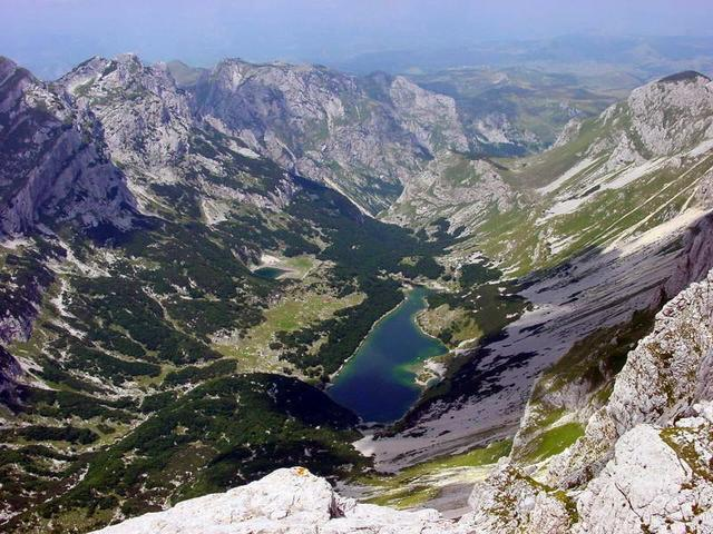 поход в горы черногории