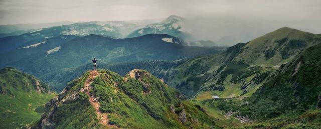 Маршрут Гуцульский Альпы