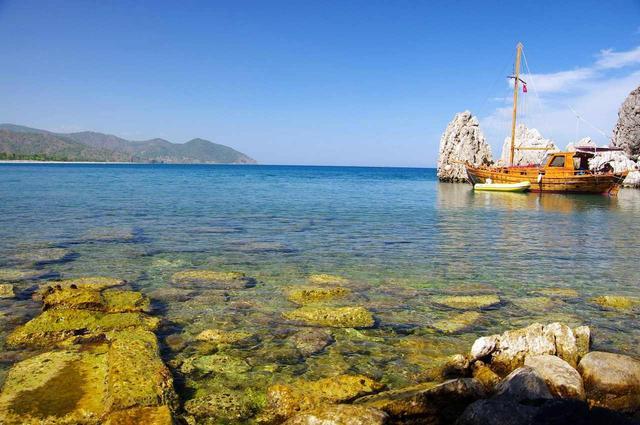 Пиратская бухта