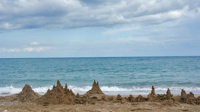 Ласковое море Турции