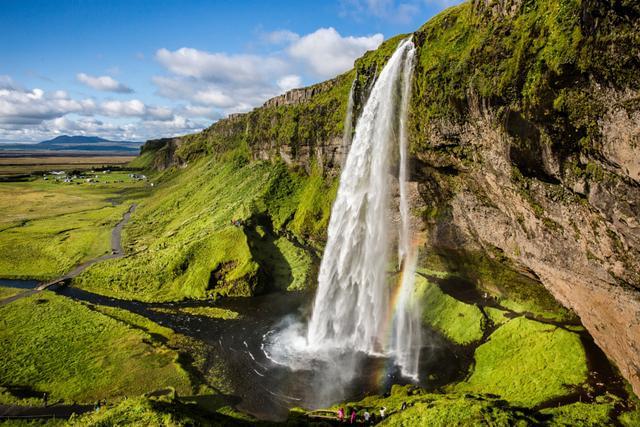 Достопримечательность Исландии