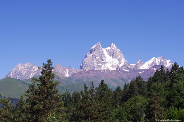 Двуглавая гора