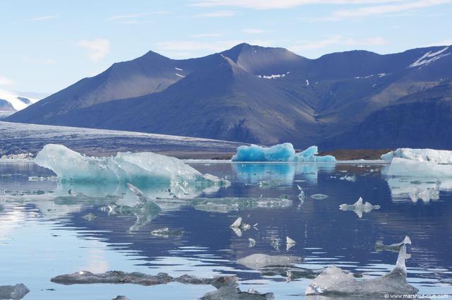 Плавающие айсберги