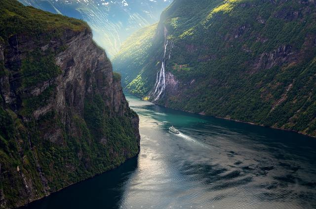 Водный транспорт Норвегии