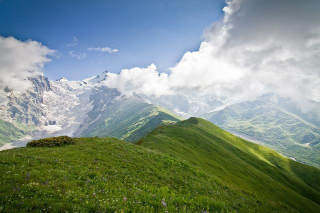 горная Сванетия