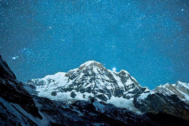 Знаковая гора
