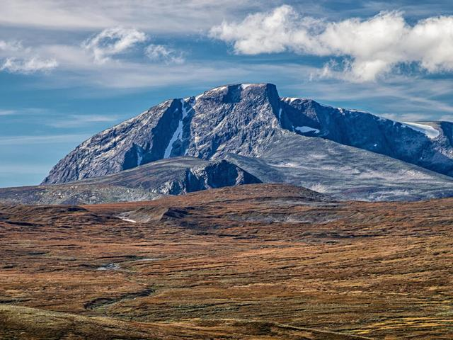 Горы Йотунхеймена