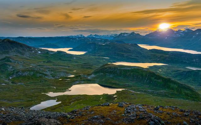 Поход по Норвегии