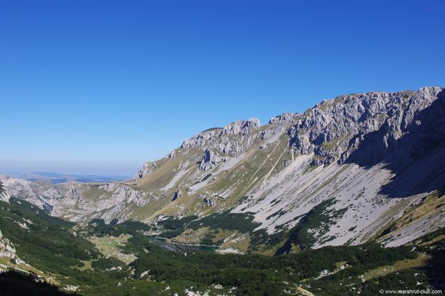 Природа Черногории