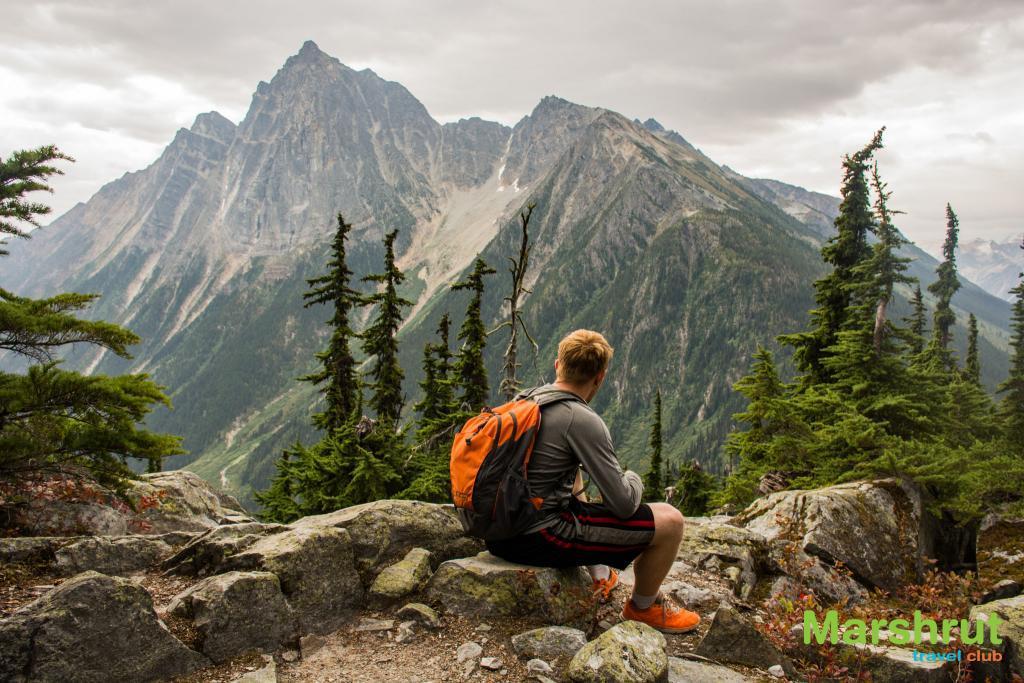 Поход в горы на один день