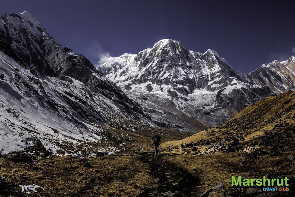 Поход в горы с ночевкой в приютах