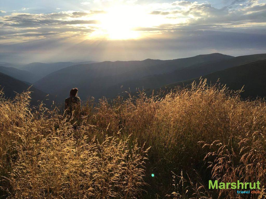Поход по горам