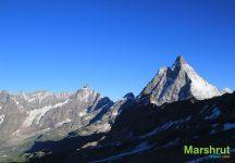 Граница между Италией и Швейцарией