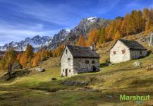 Горная архитектура Италии
