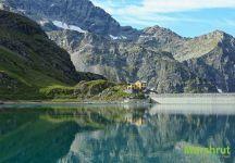 Озеро Габье