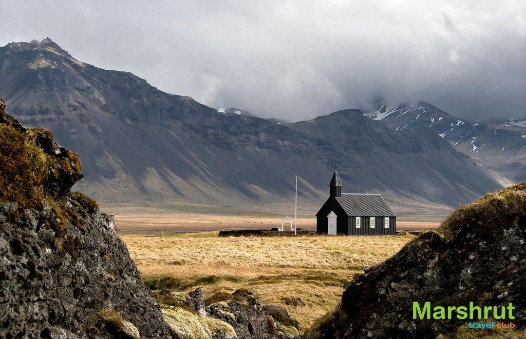 Аскетичная Исландия
