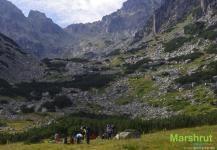 Ночевка в горах Болгарии