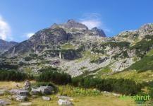 Помощь туристам в горах