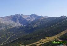 Наивысшая точка Болгарии