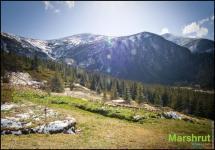 Горы на майские праздники