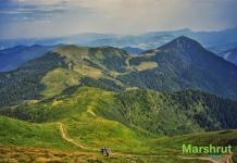 Вершины Мармаросов