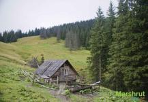 Жилище в горах