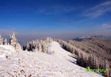 Зимний поход в Карпаты