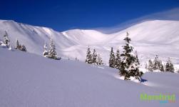 Зимние Мармаросы
