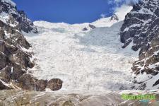 Громадный ледник