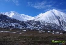 Изгибы гор