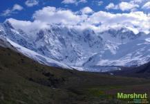 Удивительные горы Грузии
