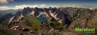 Горы Мегрелии