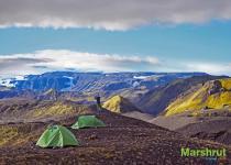 Бескрайние просторы Исландии