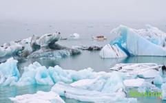 Экскурсия между льдов