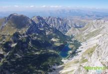 Вид с горы Боботов Кук