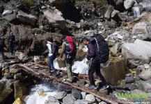 Треккинг к Базовому лагерю Аннапурны